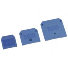 Заглушка для ЗНИ-70мм2 синяя TDM