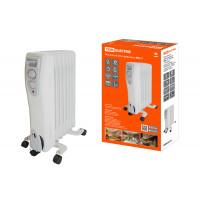 Масляный обогреватель МО-7, 1500 Вт, 7 секций, регулятор мощности (550/950/1500 Вт), термостат, TDM